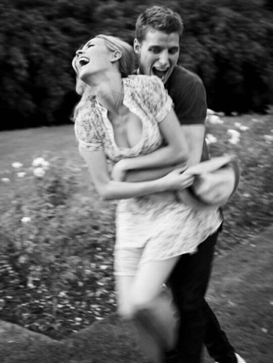 Liebesgedichte – Mit einem Satz