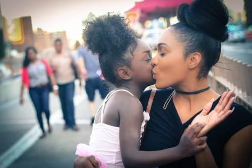 Liebessprüche - Ich sende Dir nen lieben Kuss weil ich Dir was sagen