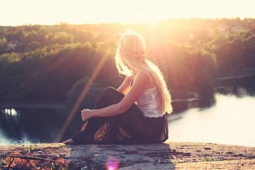 Liebessprüche - Du strahlst heller als die Sonne scheint