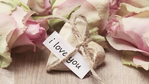 Liebessprüche - Ich liebe dich I love you ti amo