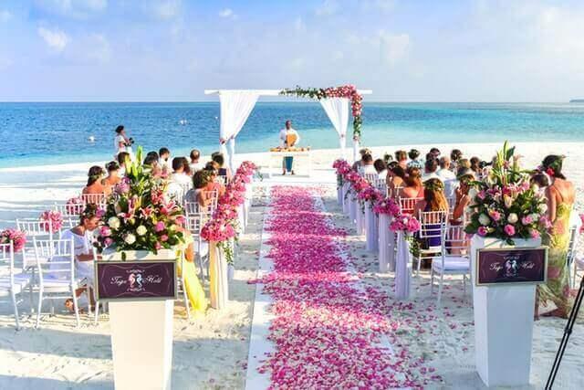 Liebesgedichte für die perfekte Hochzeit