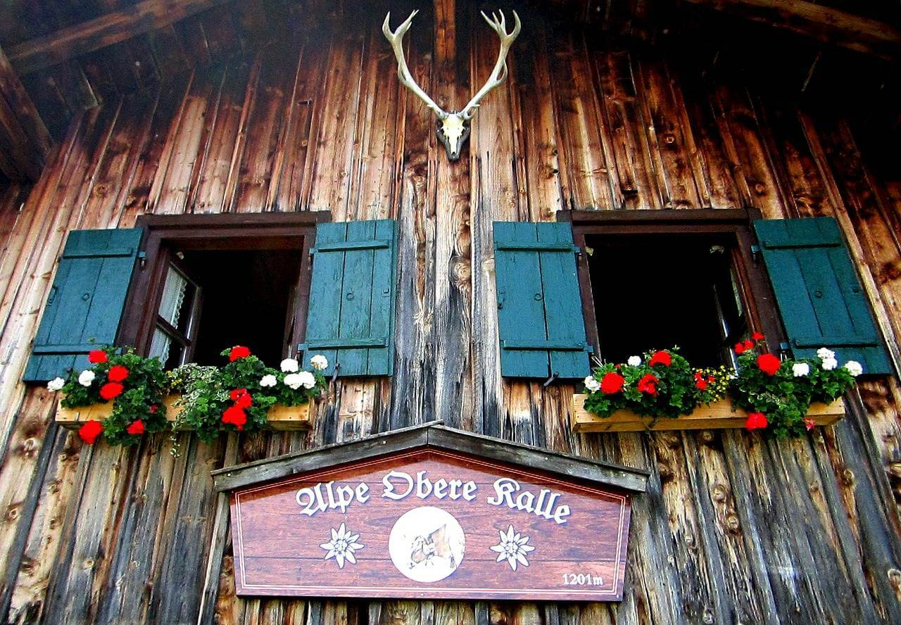 Flitterwochen – Alpenlove