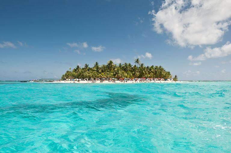 Karibische Flitterwochen auf der Trauminsel San Andres