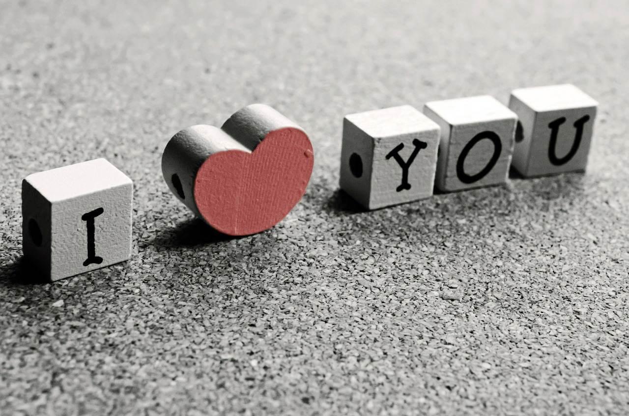 Liebesgedichte – Ohne dich ist die ganze Welt nur noch schwarz