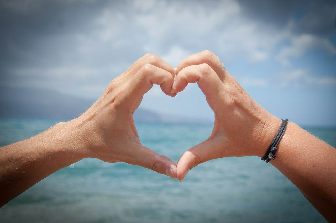 Liebesgedichte – Wolke sieben