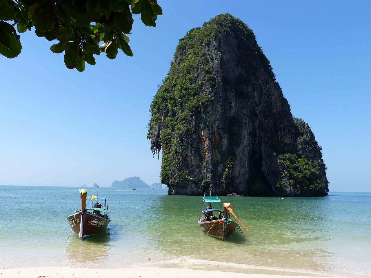 Flitterwochen in Thailand