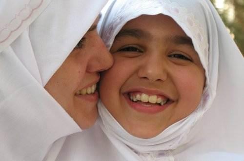 Liebesgedichte - Die muslimische Frau