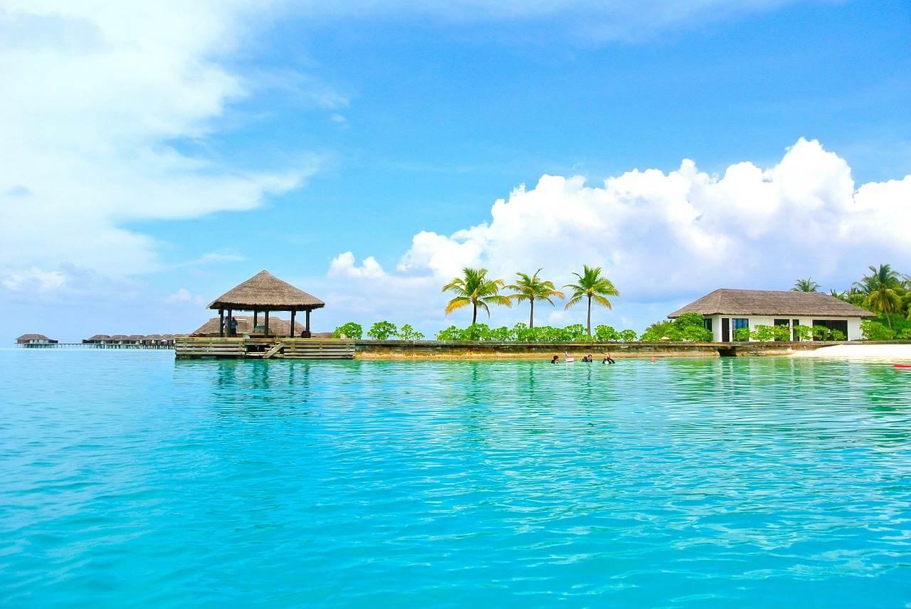 Hochzeitsreise auf den über 1000 traumhaften Inseln Maledivens