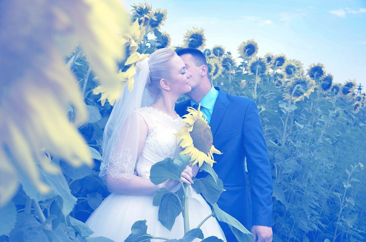 Hochzeitsgedichte – An ein Brautpaar