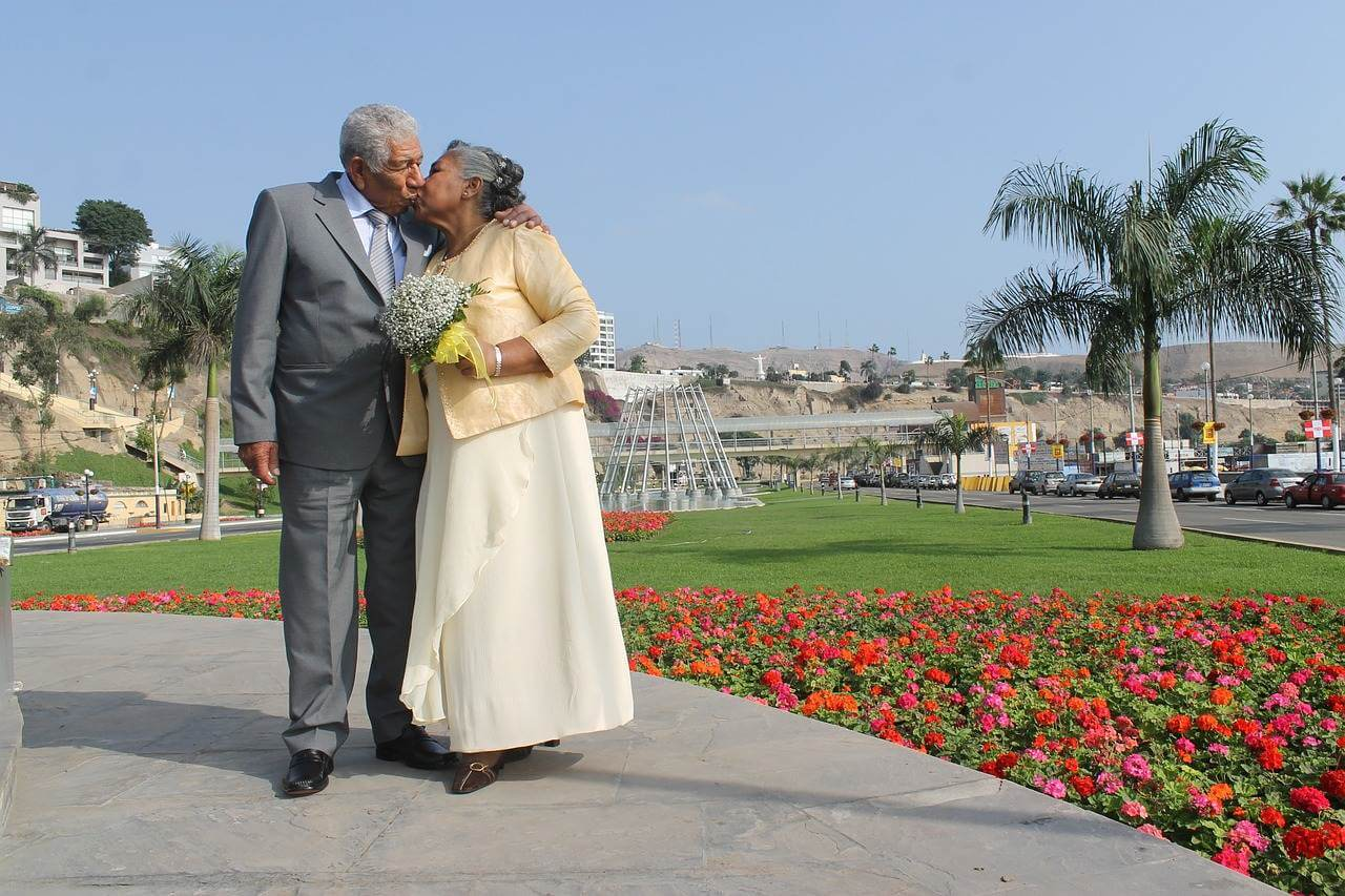 Hochzeitsgedichte – Ihr seid nun eins