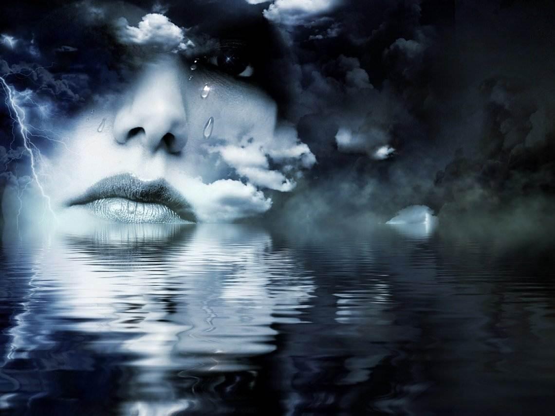 Liebesgedichte – Es gibt Tränen
