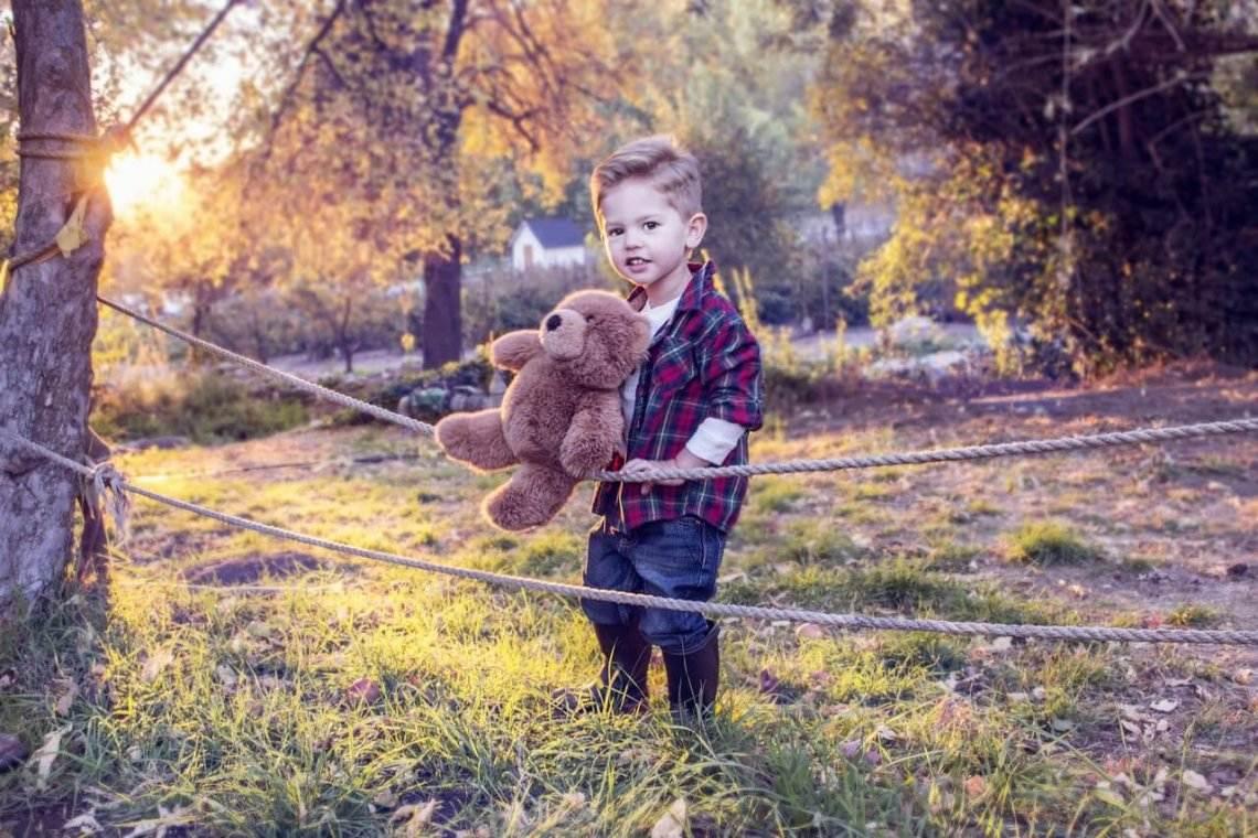 Liebesgedichte – Na mein kleiner Bär