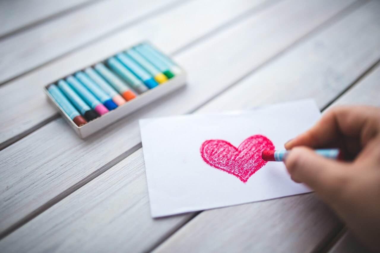 Liebesspruch – Kaputte Herzen