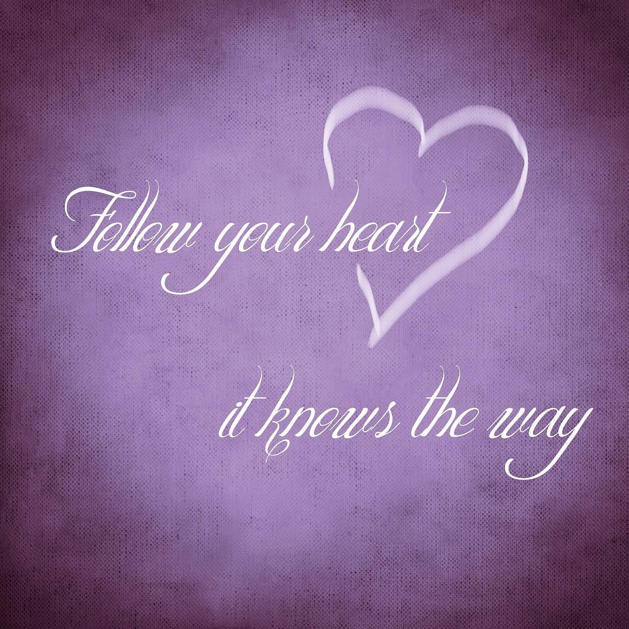 Liebesspruch - Wenn alle Herzen weinen