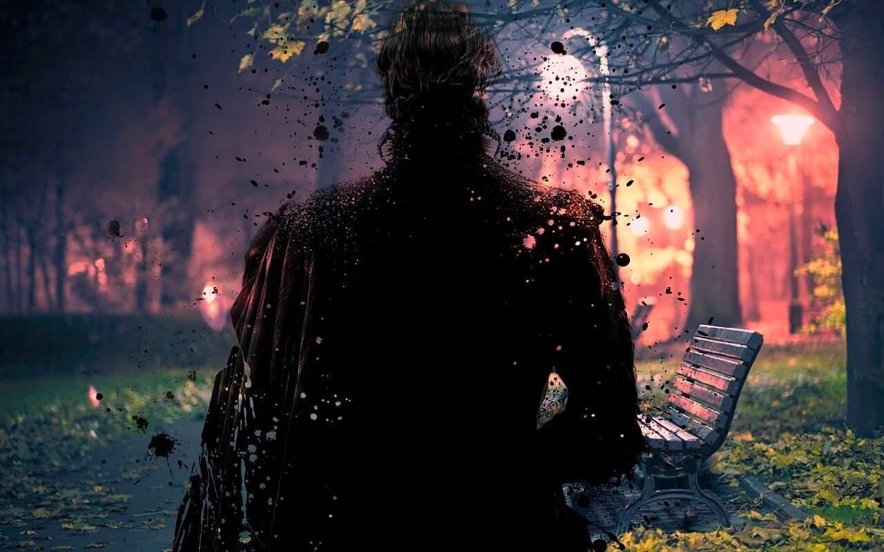 Liebesgedichte & Liebeserklärung – Ein kleines Licht in dunkler Nacht