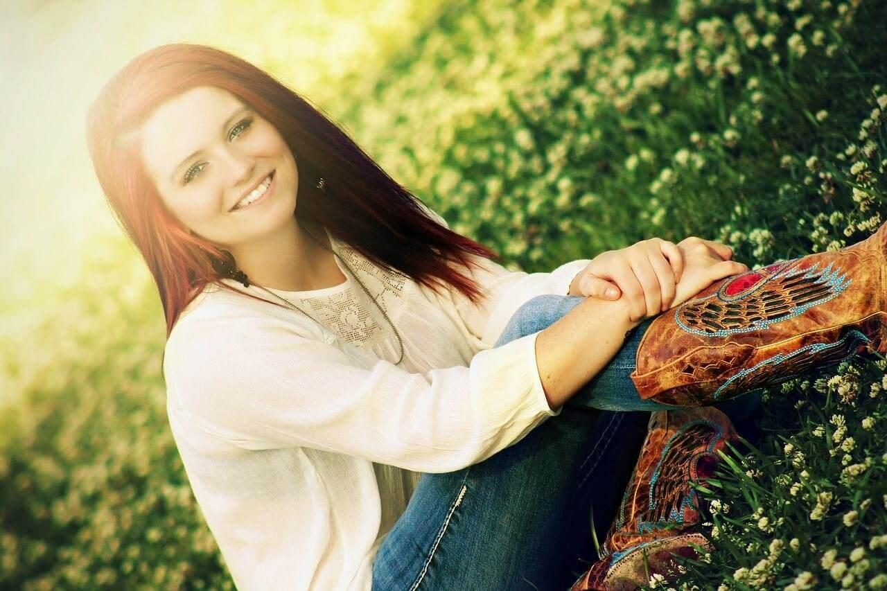 Liebesgedichte & Liebeserklärung – Schenk mir nur noch ein Lächeln