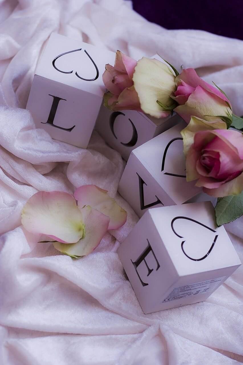 Liebesgedichte – Ich bin ich