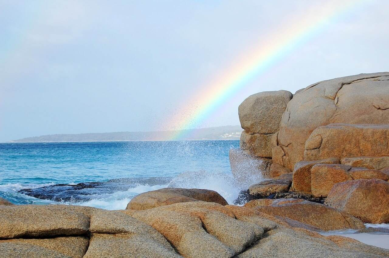 Liebesgedichte – Male den Regenbogen