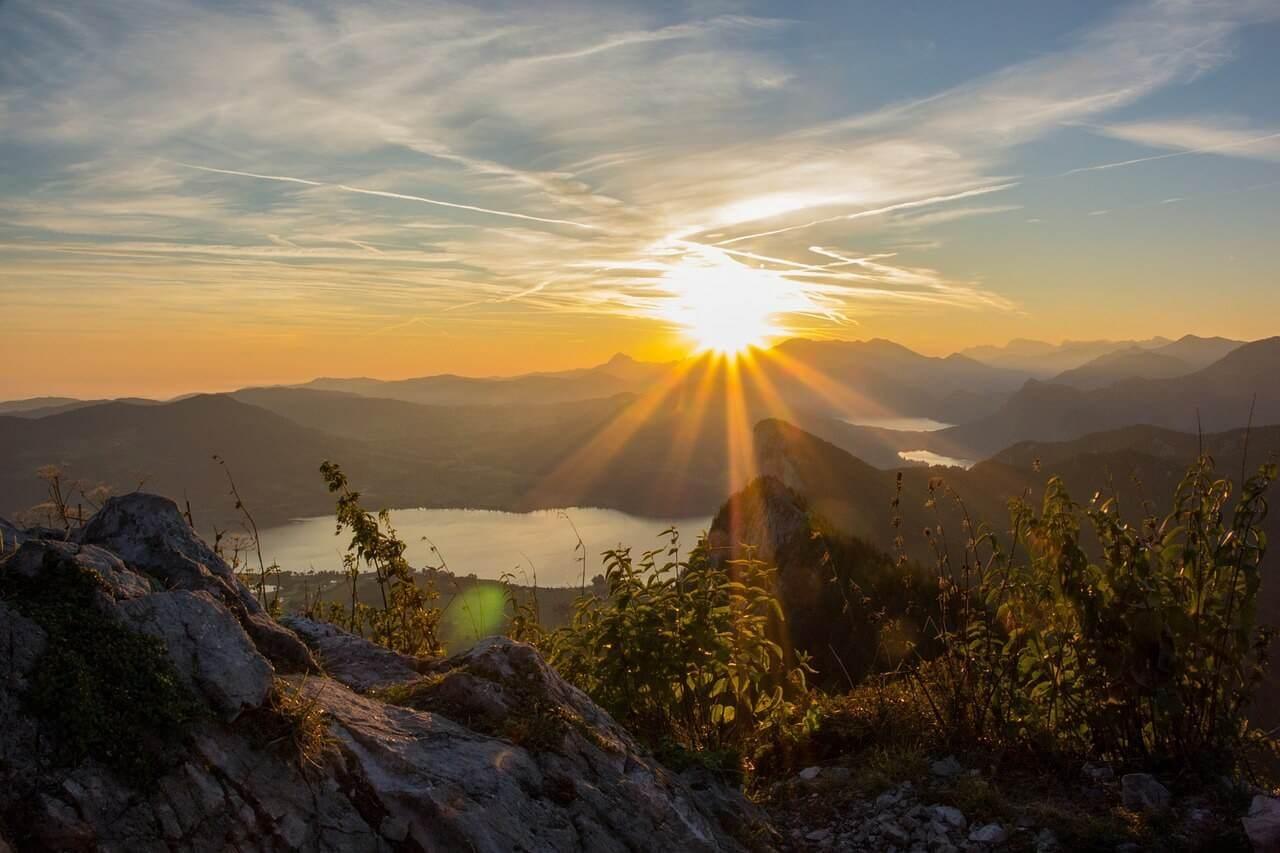 Romantischer Wellness Urlaub im Salzburger Land