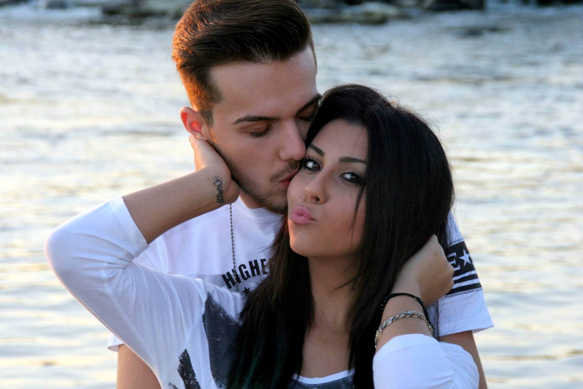 Liebesgedichte – Ich will ganz viel küssen