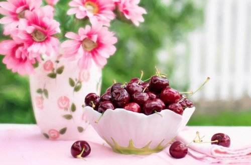 cherries-in-a-bowl-773021_1920