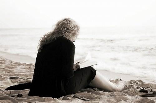 Liebesgedichte- Ich muß an das Meer denken