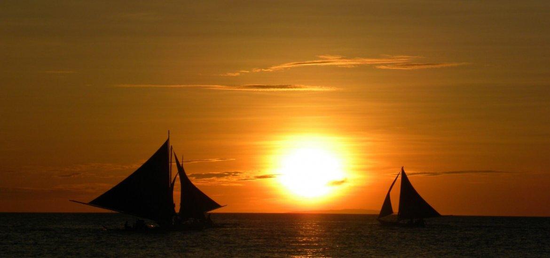 Gedichte über Liebe & Leben - Sonnenuntergang von Friedrich Hölderlin