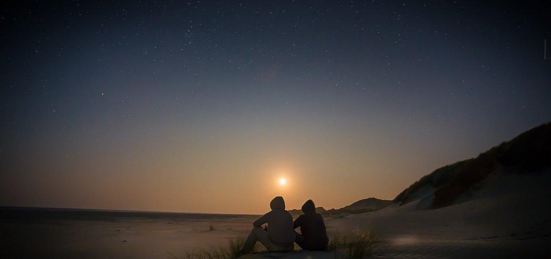 Liebesgedichte- Sterne mit den goldnen Füßchen von Heinrich Heine