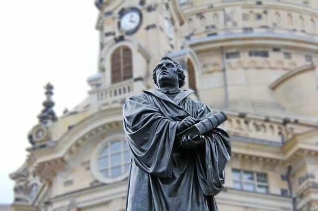 Dresden Frauenkirche martin luther