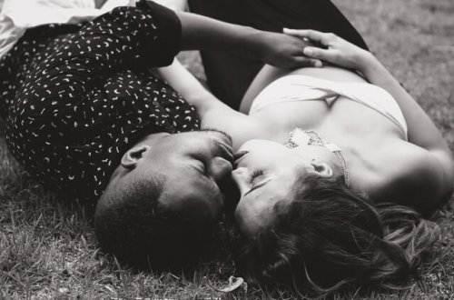 Liebesgedichte – Es gibt so wunderweiße Nächte von Rainer Maria Rilke