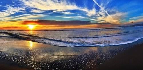 Liebesgedichte – Meeres Stille von Johann Wolfgang von Goethe