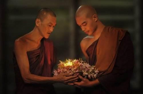 Liebesgedichte – Buddha von Rainer Maria Rilke