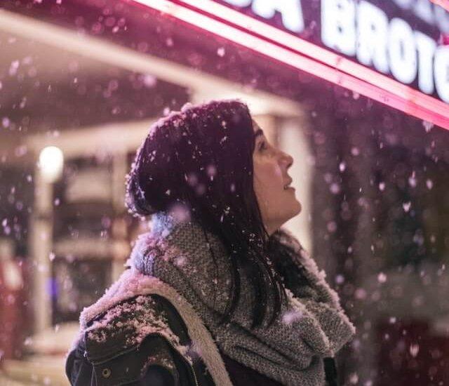 Liebesgedichte - So alleine, sterbende Schneeflocke