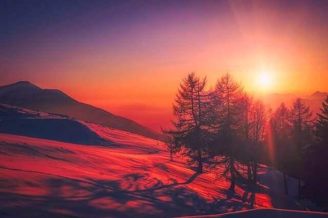 Liebesgedichte – Weihnacht in Ajaccio von Conrad Ferdinand Meyer