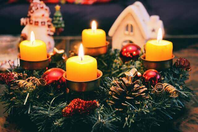 besinnliche Vorweihnachtszeit Adventskalender 2017