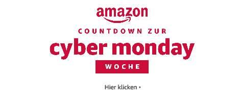 Countdown zur Cyber Monday Woche