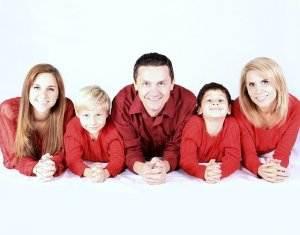 Respekt und Harmonie im Familienleben