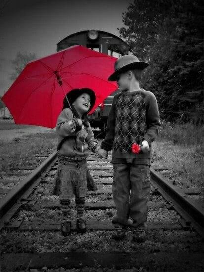 Liebesgedichte – Man setzt uns auf die Schwelle von Joseph von Eichendorff