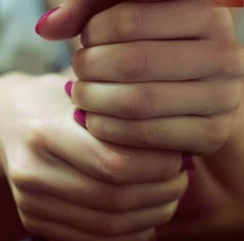 Erotisches Foto und Bilder mit Sex Fantasien – Man sieht nichts außer